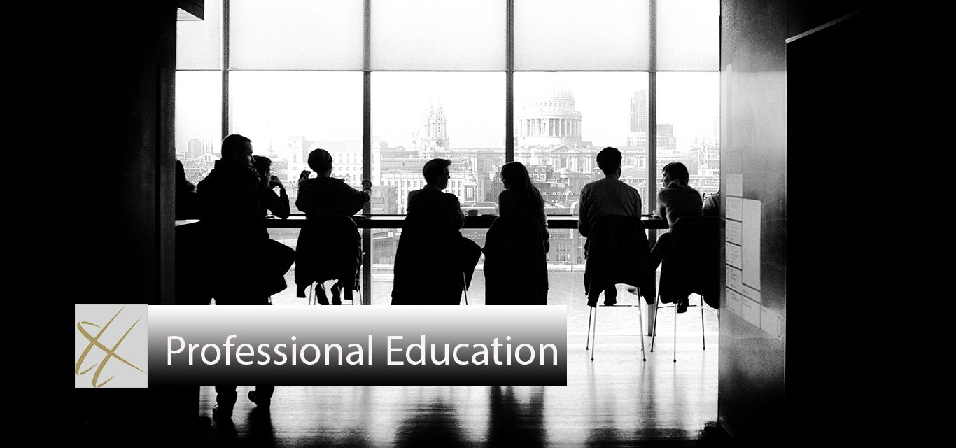 Professional Development & Continuing Education Programs